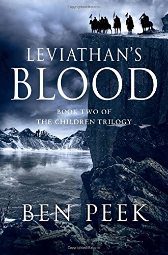 """Leviathan's Blood - Book Two of the Children Trilogy"" av Ben Peek"