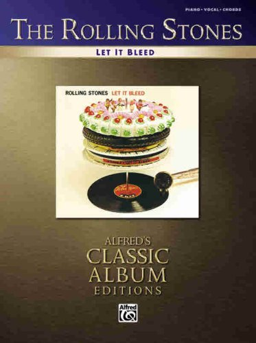 The Rolling Stones- Let It Bleed (Piano/Vocal Guitar) (Alfred\'s ...