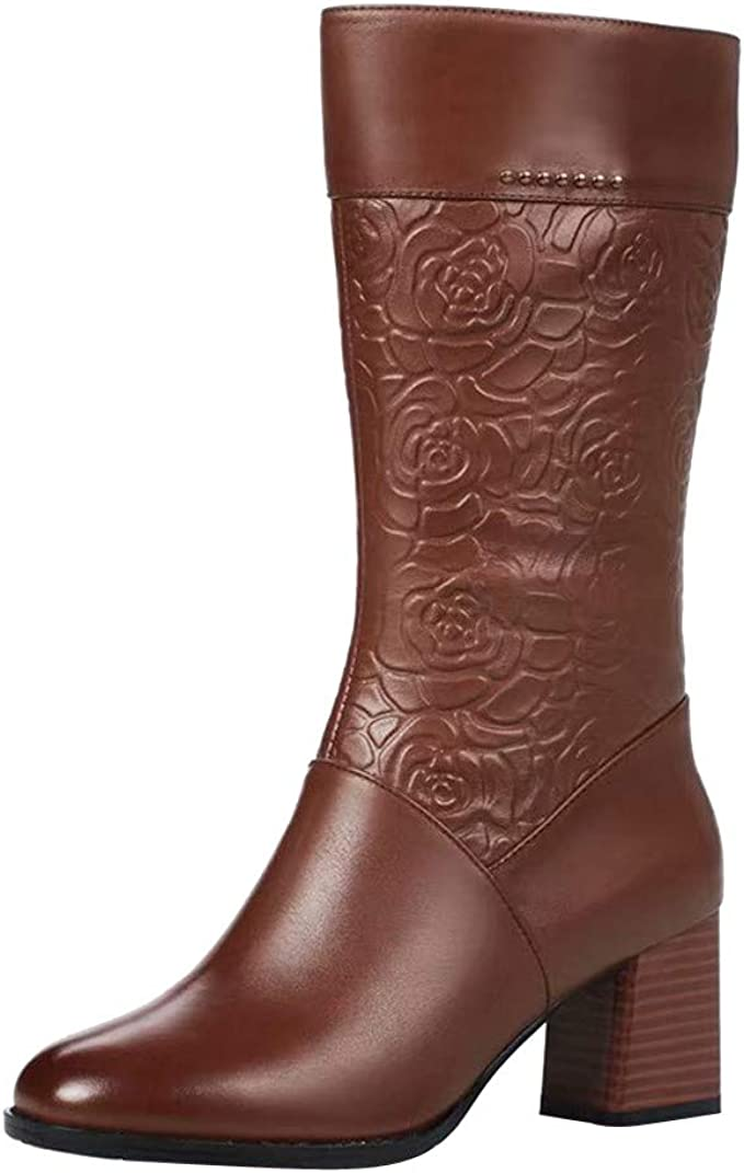 Clearance Sale Mid Calf Boot 5.5