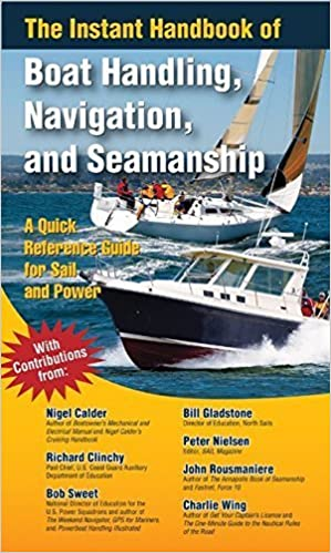 The Instant Handbook of Boat Handling, Navigation, and Seamanship: A Quick-Reference Guide for Sail and Power by Nigel Calder (2007-10-11)