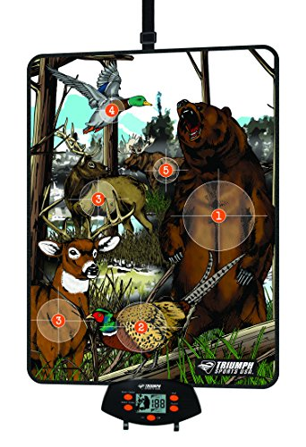 Triumph Sports Over the Door Bow Hunt Game