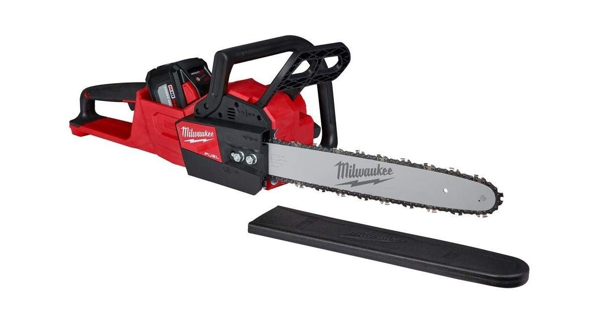 Milwaukee 2727-20 M18 FUEL 16 in. Chainsaw Tool Only - Battery and Charger NOT Included