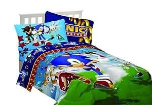 Sega Sonic The Hedgehog Sonic Speed Full Sheet Set