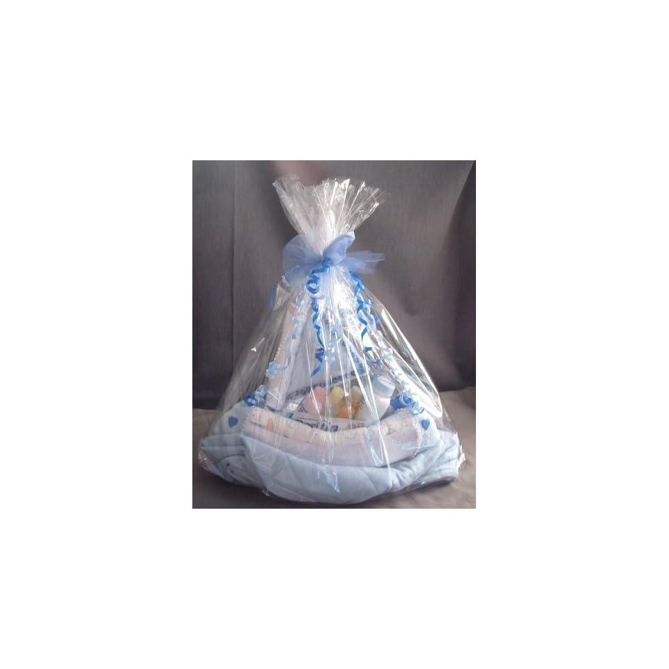 SAILBOAT Baby Shower Gift Centerpiece Boy Diaper Cake Decorations