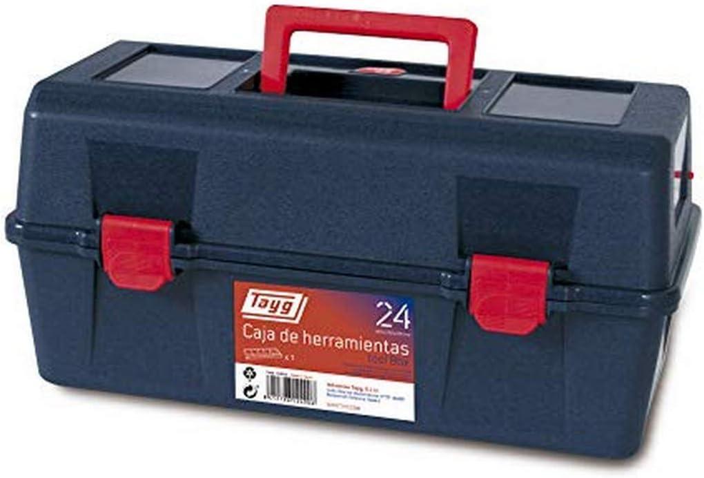 Tayg 370022 B022 Bo/îte /à Outils en Plastique 356 x 184 x 163 mm