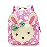 Lean In Kid Backpack, Baby Boys Girls Toddler Pre School Backpack Children Cute Animal Backpacks Bags