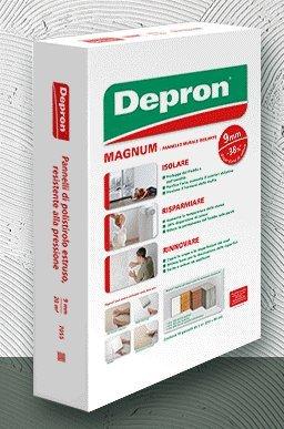 Panel aislante Depron (1 m² ) 80 x 125 cm/Espesor 6 –  3-9 mm (a elegir) - Paquete de 10 unidades
