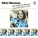 An Earful of Merman: Songs From Her Films and Shows