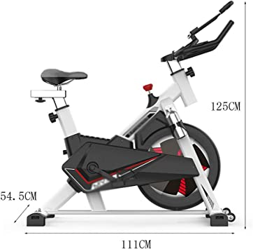 NA Bicicleta estática para interiores, bicicleta de spinning Mute ...