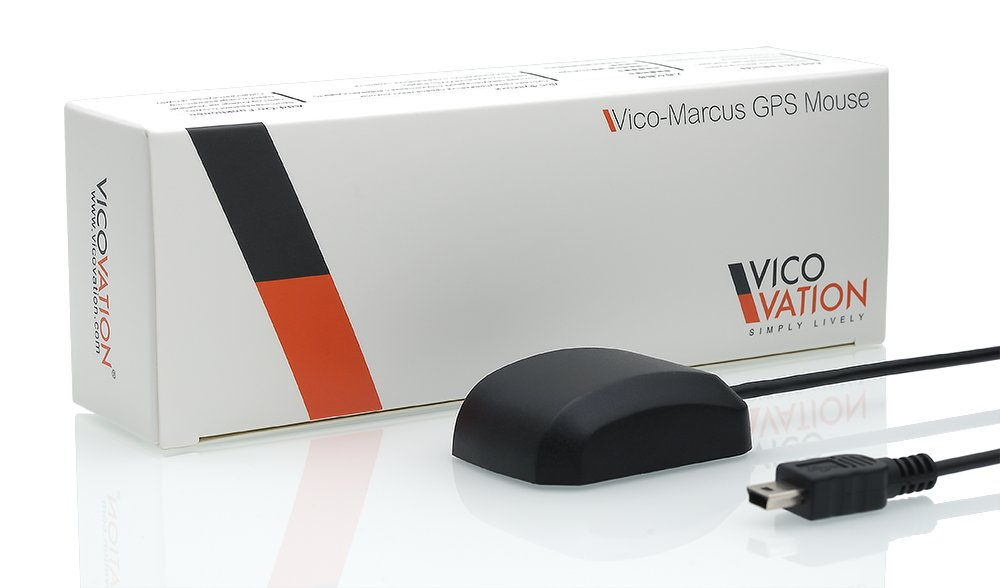 Vicovation Vico-Marcus GPS Mouse