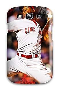 cincinnati reds MLB Sports & Colleges best Samsung Galaxy S3 cases
