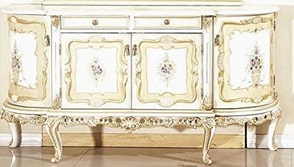Mobili Stile Barocco Usati.Louisxv Credenza In Stile Barocco Veneziano Barocco Vp9933