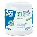 JOHNS MANVILLE INTL 90003718 R11 23'' x 70'6 Kraft Roll