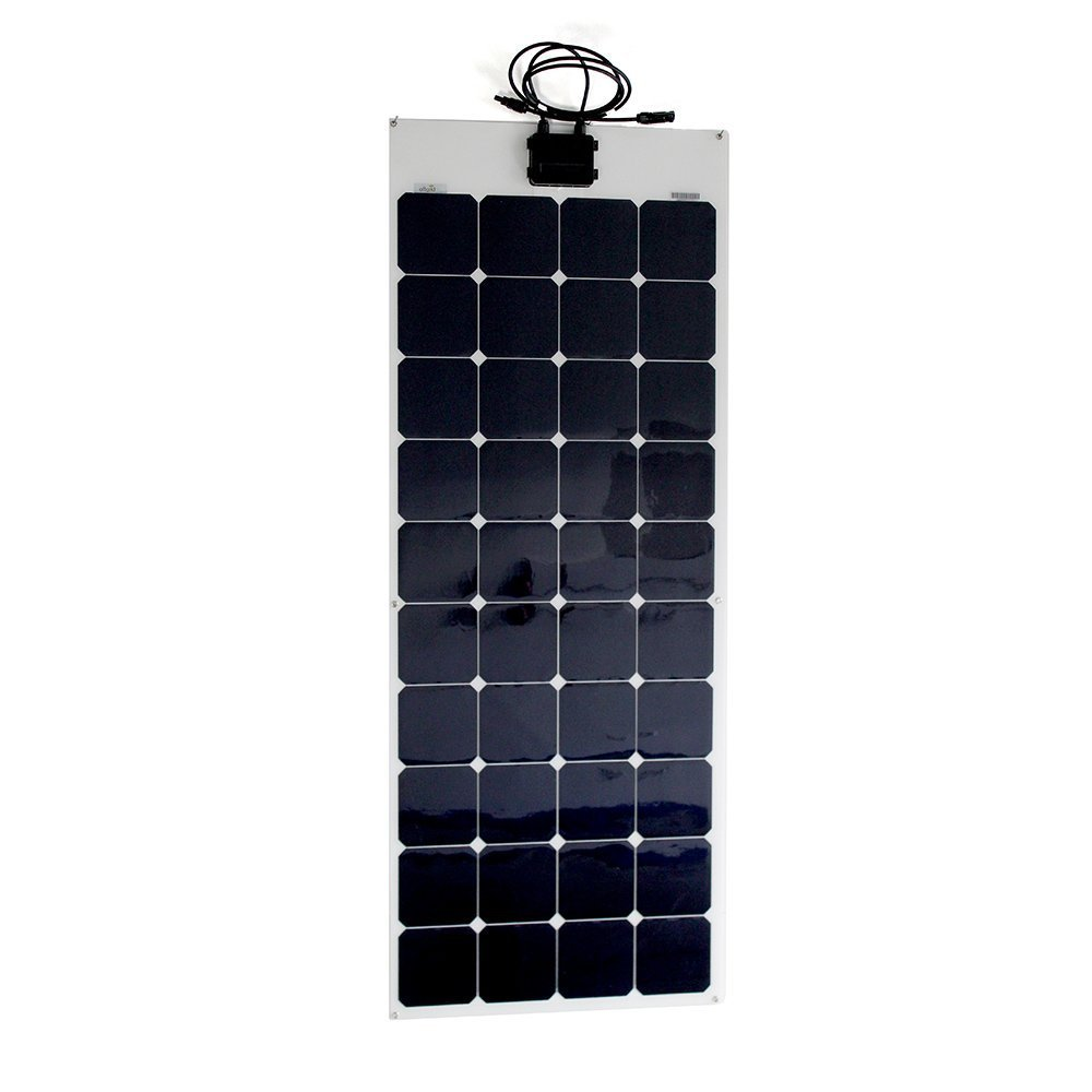 Offgridtec Hochleistungs-Solarmodul flexibel Back-Contact, 140 W, 001595