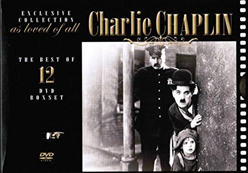 Charles Chaplin Collection (The Kid / a Woman of Paris / the Gold Rush / the Circus / City Lights / Modern Times / the Great Dictator / Monsieur Verdoux / Limelig...)[Region 2] by Claire Bloom