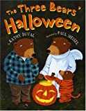 img - for The Three Bears' Halloween book / textbook / text book