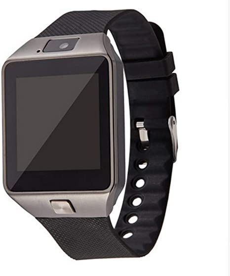 Amazon.com: Aeifond DZ09 Reloj inteligente con Bluetooth ...