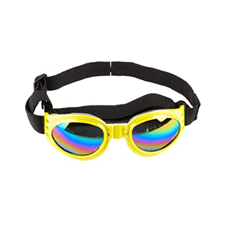 kafiGC8 - Gafas de Sol Plegables para Perro a Prueba de ...