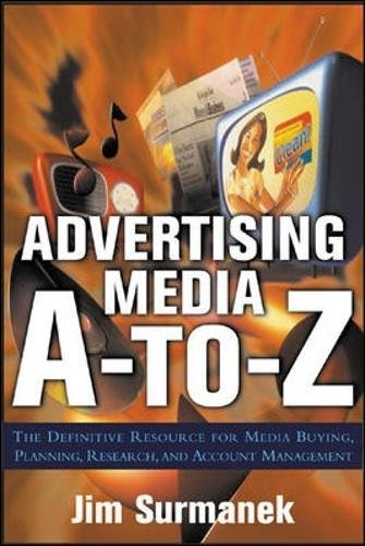 Advertising Media A-to-Z -