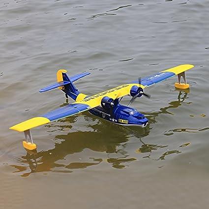 Dynam PBY Catalina Blue RC Airplane 4ch 1470mm (57