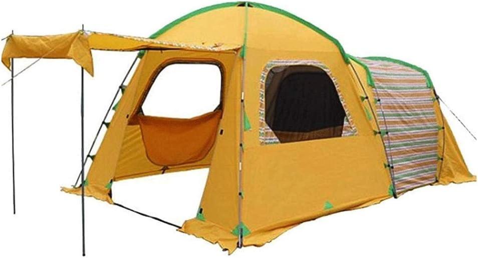 No-logo Tienda de campaña a Prueba de Viento Campo Camping al ...