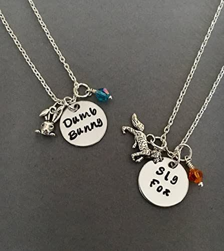 friendship necklace zootopia inspired