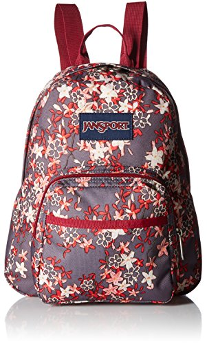 JanSport Half Pint Backpack - Folk Floral (Performance Pack Sling)