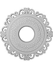 Ekena Millwork 22-Inch OD x 6 1/4-Inch ID Orrington Ceiling Medallion