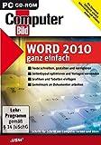 ComputerBild Word 2010 (CD-ROM)
