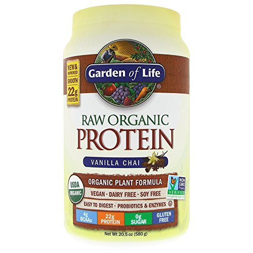 Garden Life Raw Protein Vanilla