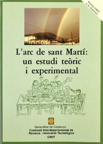 Descargar Libro Arc De Sant Martí: Un Estudi Teòric I Experimental/l' Adan Cuadrado