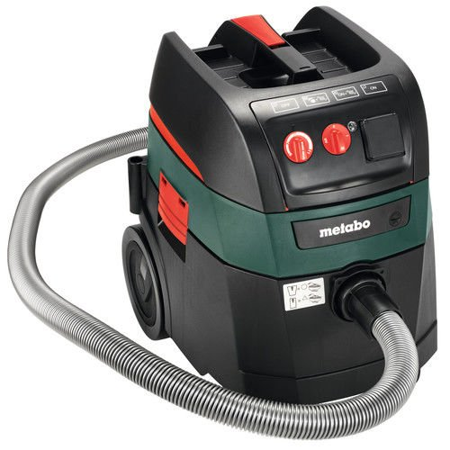 Metabo US602057800 10.5 Amp Auto Clean Vacuum Cleaner with HEPA Filter (ASR35 ACP)