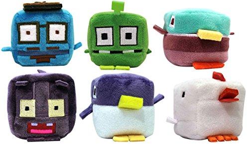 Crossy Road Kawaii Cubes Set of 6 Cool Stuff