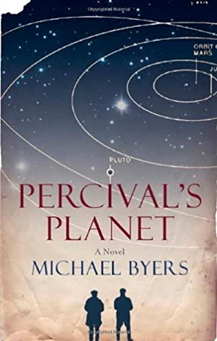 book cover of Percival\'s Planet