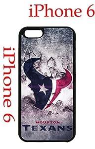 Houston Texans iPhone 6 Plus 5.5 Case Hard Silicone Case