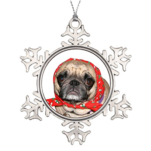 Tee popo Xmas Trees Decorated Pug Cute funny pug dressed up in costume photo Indoor Christmas (Pictures Of Pugs In Costumes)