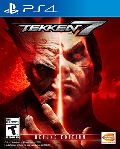 Tekken 7 - Deluxe Edition - PS4 [Digital Code] by BANDAI NAMCO GAMES AMERICA INC.