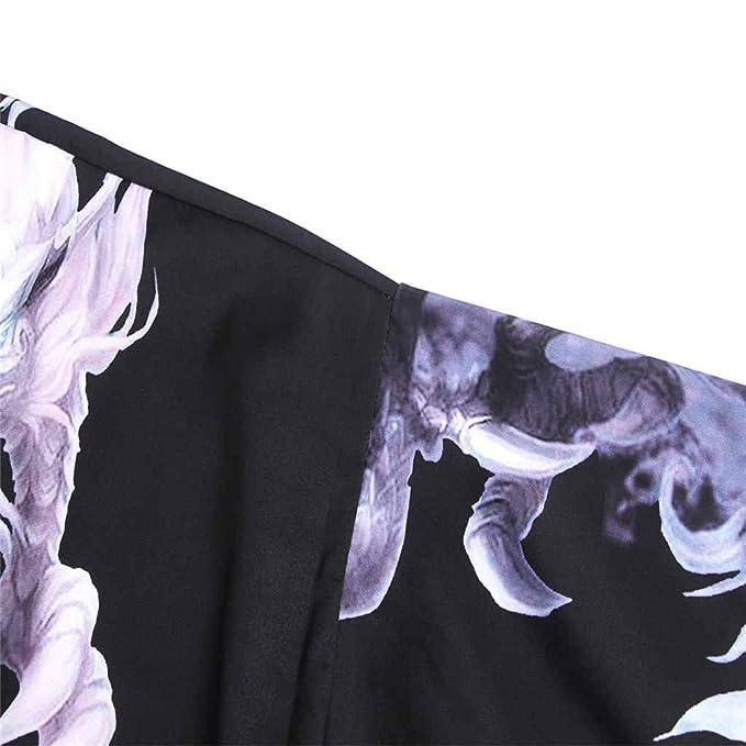 Amazon.com: LOOKAA suéter de verano japonés de cinco puntos ...