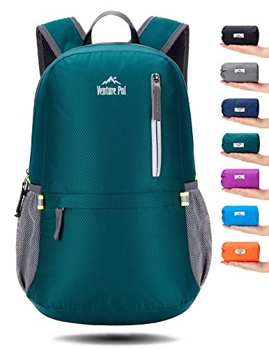 dc9a94297a Venture Pal 25L Travel Backpack – Durable Packable Lightweight Small  Backpack for Women Men