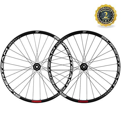 Superteam Full Carbon Mountain Bicycle Wheel 29
