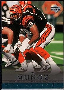Football NFL 2000 Upper Deck Legends #9 Anthony Munoz Bengals