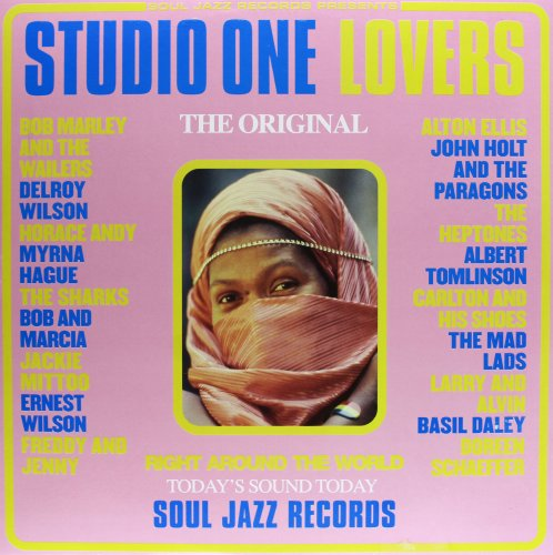 Soul Jazz Records Presents Studio One Lovers [Vinyl]