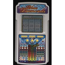 Blue Diamonds Slot Machine Video Game