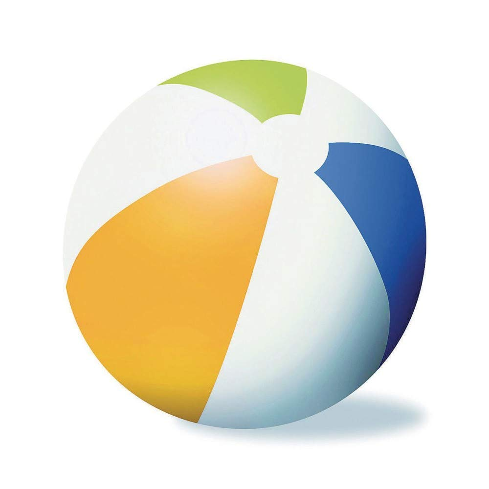 Poolmaster 60-Inch Classic Style Giant Beach Ball by Poolmaster