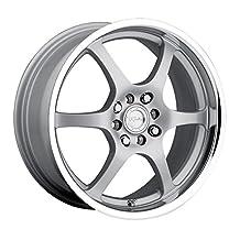 Raceline Rims 126 Mirror Silver 17X7.5 5X110mm/5X4.5 +40mm