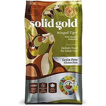 Solid Gold Katz N Flocken Dry Cat Food Lb Packaging May Vary