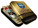 #10: 2017 PANINI FIFA ADRENALYN 365 SOCCER TRADING CARDS COLLECTORS TIN INCLUDES 36 CARDS + LIMITED EDITION GOLD CARD LOOK FOR MESSI, NEYMAR CARDS AND MORE! **SHIPS FROM USA**