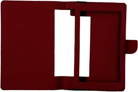 CELZO Tablet Flip Cover Case for Lenovo Tab 3 Yoga 8.0    Red  Mobile Phone Cases   Covers