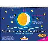 Mein Leben mit dem Mondrhythmus: Tisch- und Wandkalender