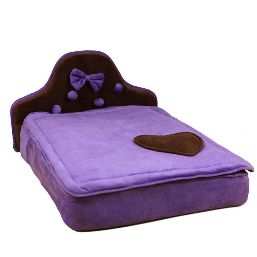 56x45x31 cm Mzdpp Luxury Pet Bed Cat Litter Soft Washable Four Seasons Universal Dog Mattress 56  45  31 Cm 56  45  31 Cm